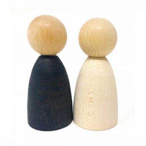 Grapat Adult Nins - Light Wood