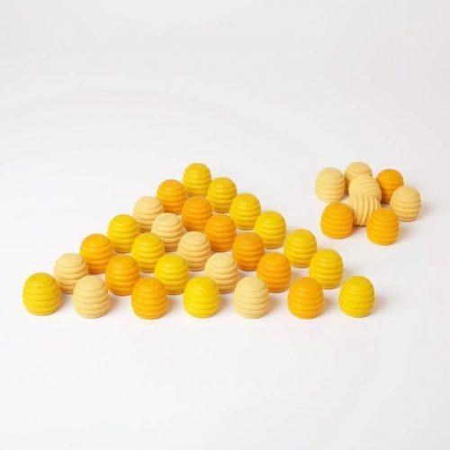 Grapat Mandala Honeycomb
