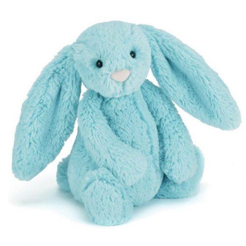 Bashful Bunny Aqua Medium