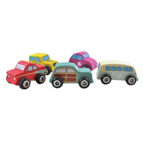 Discoveroo Beach Car Set
