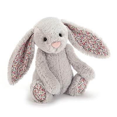 Bashful Bunny Blossom Silver Small