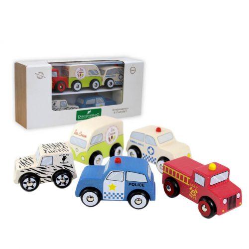 Emergency Car Set