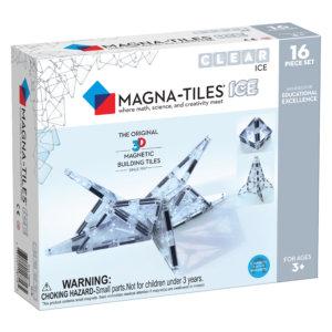 Magnatiles 16pce Ice Set