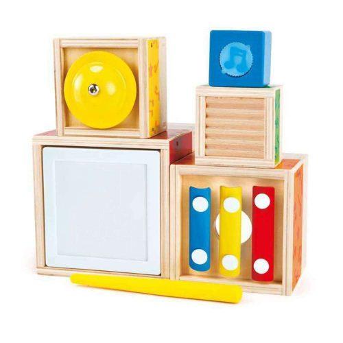 Hape Multistack Music Box