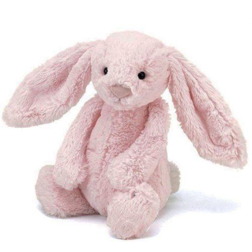 Bashful Bunny Pink Medium