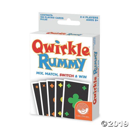 Qwirkle Rummy Card Game