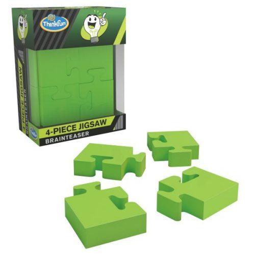 Brainteaser 4-Piece Puzzle