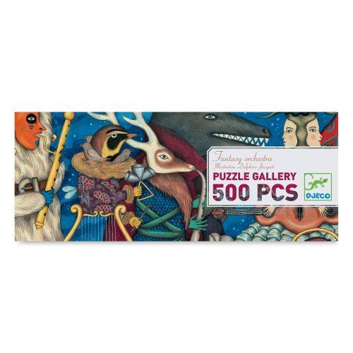 Djeco Fantasy Orchestra Puzzle 500pce