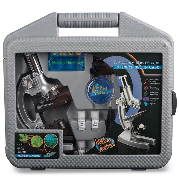 Discovery Microscope Set in Case