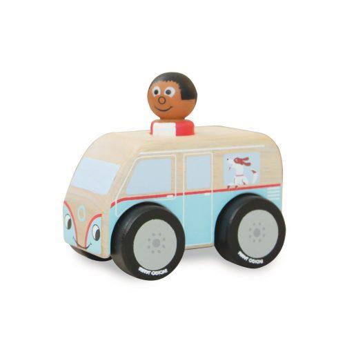 Block Car Campervan
