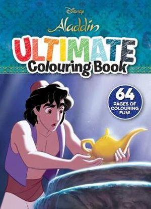 Aladdin Ultimate Colouring Book