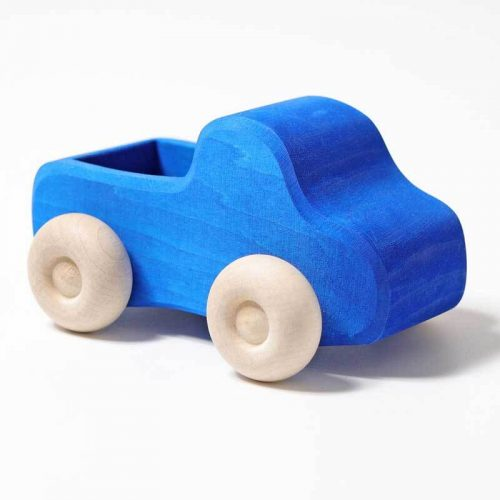 Grimms Small Truck Blue