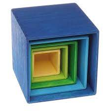 Grimms Boxes Ocean - Small
