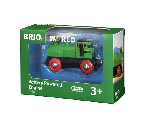 Brio Battery Operated Engine