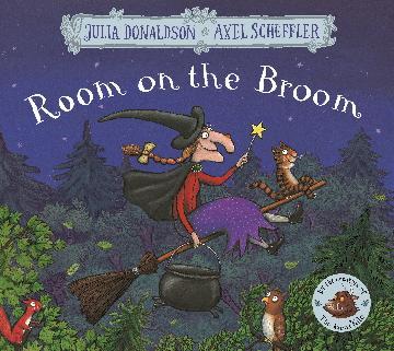 Room on The Broom PB