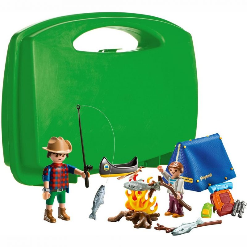 Playmobil Carry Case Camping