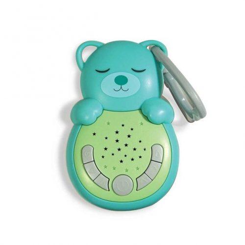 Cloud-B Sweet Dreamz On The Go Blue Bear