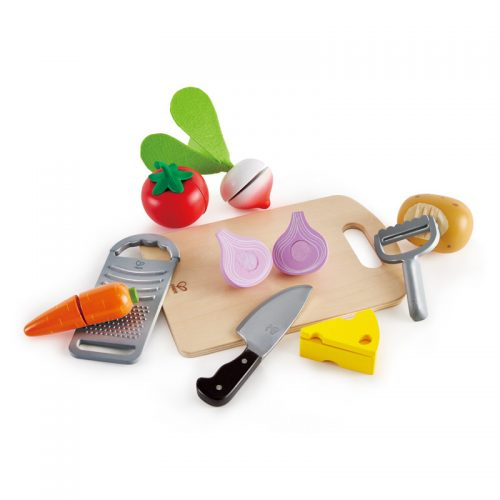 Wooden Cooking Essentials