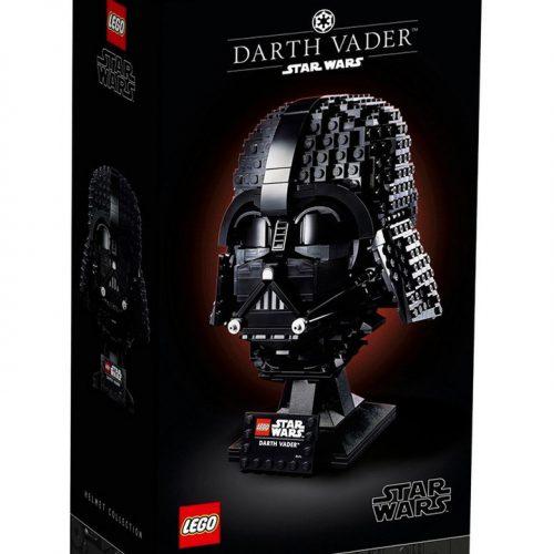 Lego Darth Vader Helmet