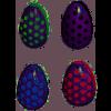 Halilit Egg Shaker