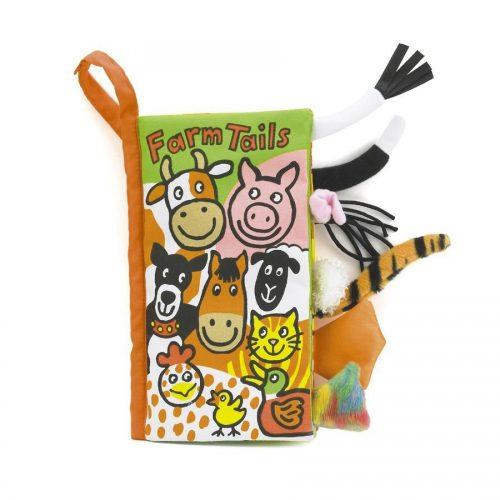 Soft Book Farm Tails