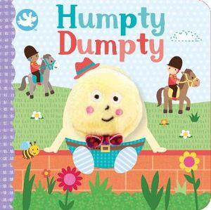 Finger Puppet Book Humpty Dumpty