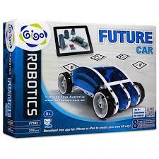 Gigo Robotics Future Car