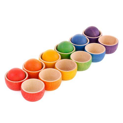 Grapat Bowls and Balls