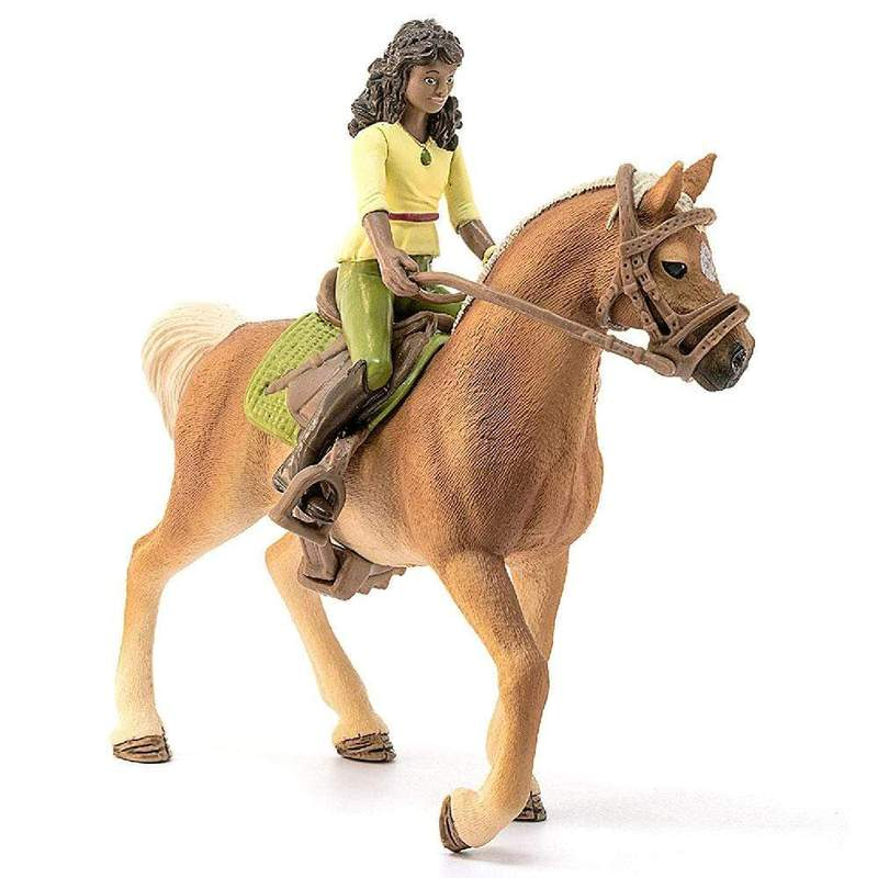 Schleich Horse Class Sarah and Mystery