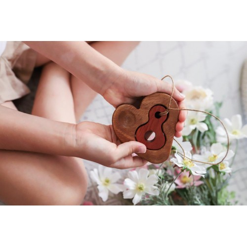 In-Wood Soothing Heart