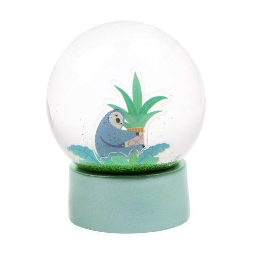 Glitter Globe Jungle