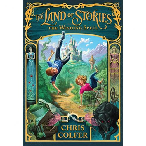 The Land of Stories Bk 1: The Wishing Spell