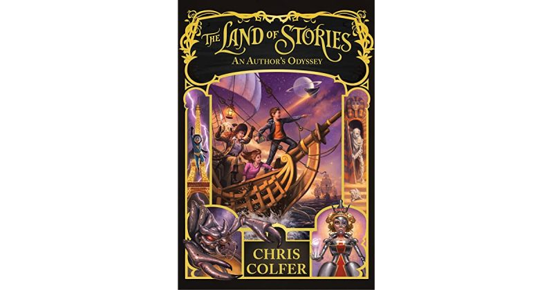 The Land of Stories Bk 5: An Author's Odyssey