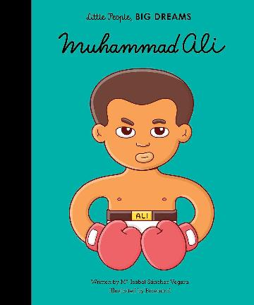 Little People Big Dreams Muhammad Ali