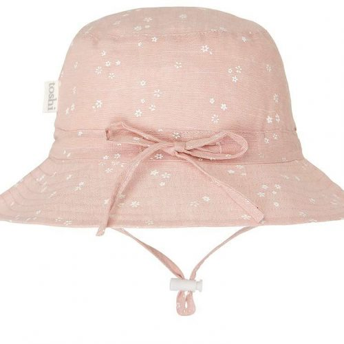 Toshi Sunhat Milly Misty Rose
