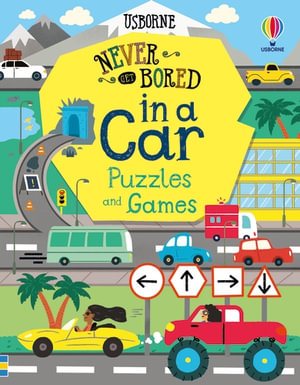 Never Get Bored in a Car Puzzles and Games