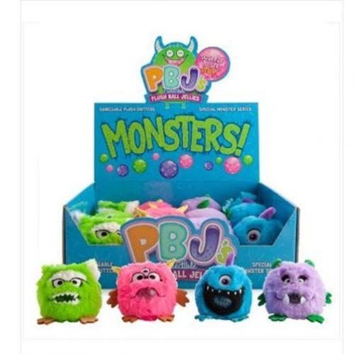 Plush Ball Jellies Monsters