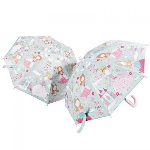 Colour Changing Umbrella - Princess