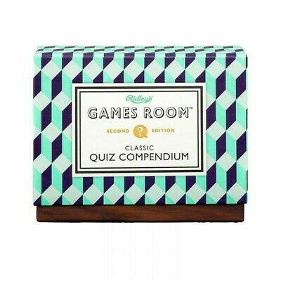 Games Room Classic Quiz Compendium