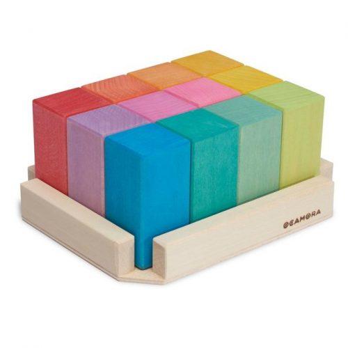 Ocamora Rectangles Coloured