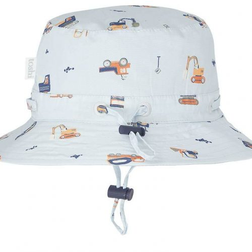 Toshi Sunhat Storytime Road Work