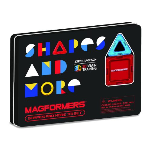 Magformers Shapes and More 33 Set