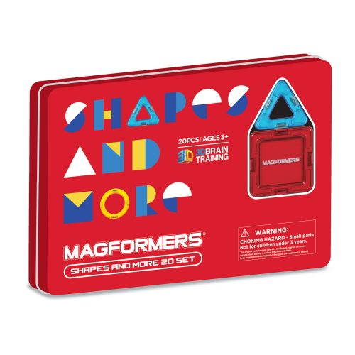 Magformers Shapes and More 20 Set