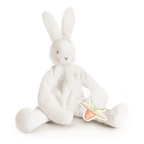 Silly Buddy White Bunny