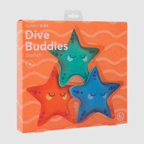 Dive Buddies Starfish