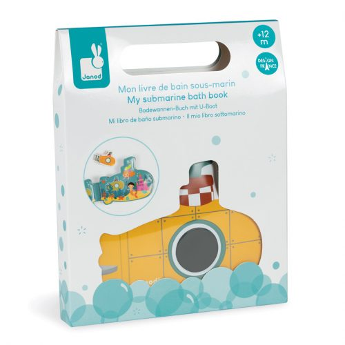 My Submarine Bath Book