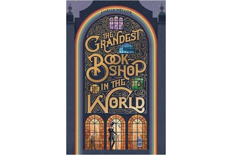 The Grandest Book Shop in the World