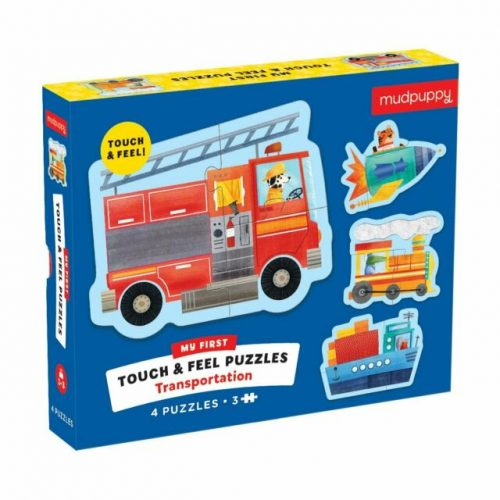 Touch & Feel Puzzle Transport