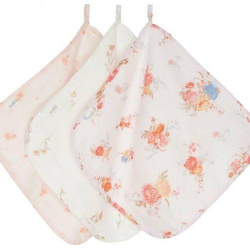 Toshi Washcloth Willow Set of 3