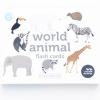 TLD World Animal Flash Cards